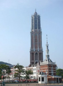 De dom in Huis ten Bosch