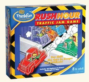 Rush Hour van Thinkfun