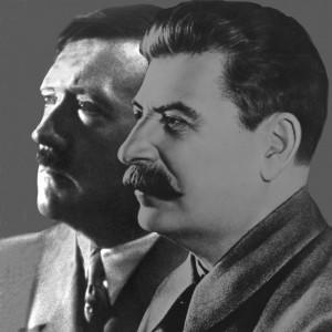 Stalin en Hitler, gebruikten zijn de holodomor