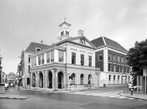 Het prachtige hoekpand van Burger & Ran op de hoek van de Wittevrouwenstraat en de Wittevrouwenkade in Utrecht