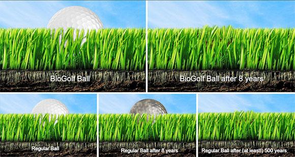 biogolfbal