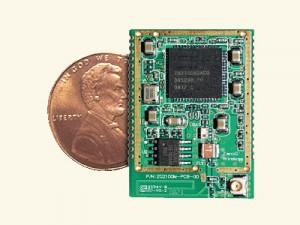 Een draadloze module die ingebouwd kan worden