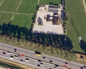 Sexboerderij langs de A2 tussen Maarssen en Breukelen