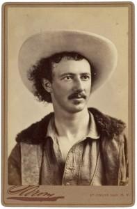 Texas Jack (1842-19110 in 1880