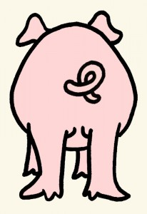 achtereind-van-een-varken