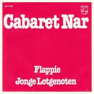 Hoesje single Flappie 1981