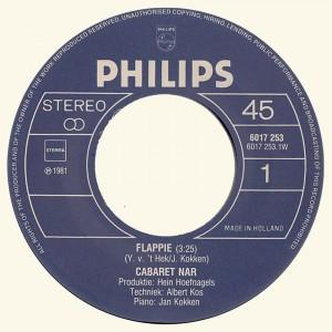 single Flappie 1981