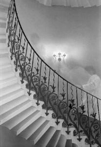 Spook op de trap (origineel)